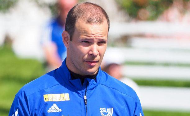 """Tero Pitkämäen mukaan Johannes Vetterin """"romahdus"""" ei ollut yllätys."""