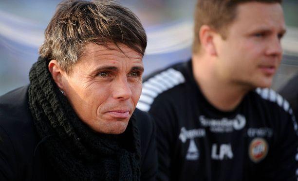 Suomen maajoukkueen entinen keskikenttäpelaaja on saanut norjalaisen Tromsön hyvään iskuun.