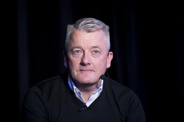 Gjert Ingebrigtsen on myös huippujuoksijapoikiensa valmentaja.