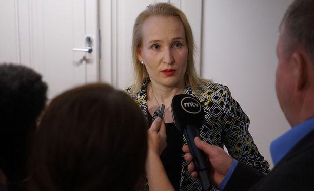 Minna Helle aloitti työnsä valtakunnansovittelijana vuonna 2015.