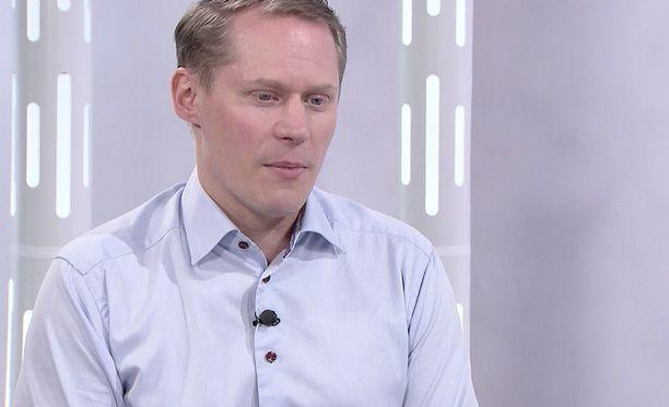 Jarkko Tamminen innostui ihmisten matkimisesta jo lapsena.