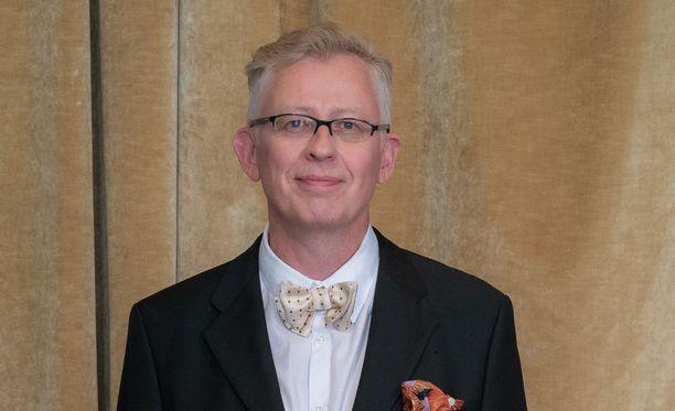 Pekka Pouta on mukana Tanssii tähtien kanssa -ohjelman 11. tuotantokaudella.