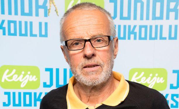 Lasse Virén voitti urallaan kaksi olympiakultaa 5000 metrillä ja kaksi olympiakultaa 10000 metrillä.