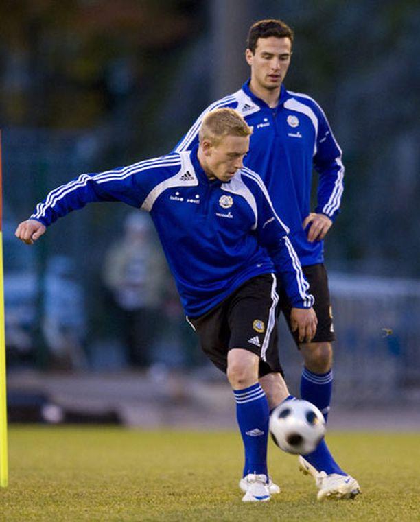 Mikael Forsselin kausi ei ole sujunut täysin nappiin kuten ei miehen seuran Hannoverinkaan.