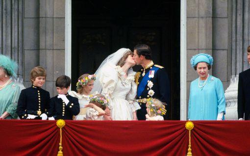 Tänään tv:ssä: Mitä tapahtui seitsemän vuorokautta ennen Dianan ja Charlesin häitä?