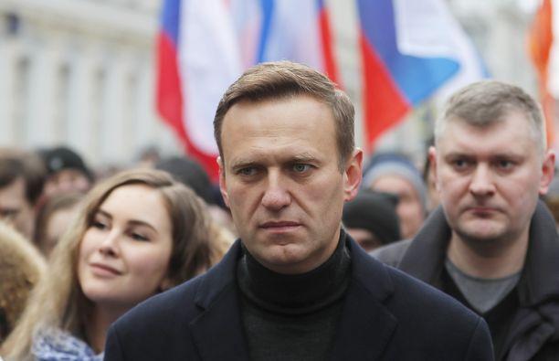 Aleksei Navalnyi on piikki Vladimir Putinin lihassa.
