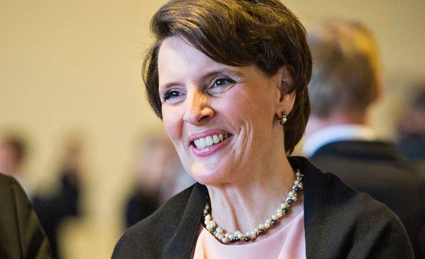 Liikenne- ja viestintäministeri Anne Berner on joutunut kommentoimaan useita kertoja julkisuudessa Finavian roolia.