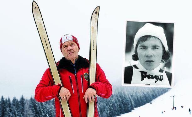 Erik Schinegger perusti lasten alppihiihtokoulun Itävaltaan. Hän luovutti MM-kultamitalinsa kakkoseksi jääneelle Marielle Goitschelille vuonna 1988.