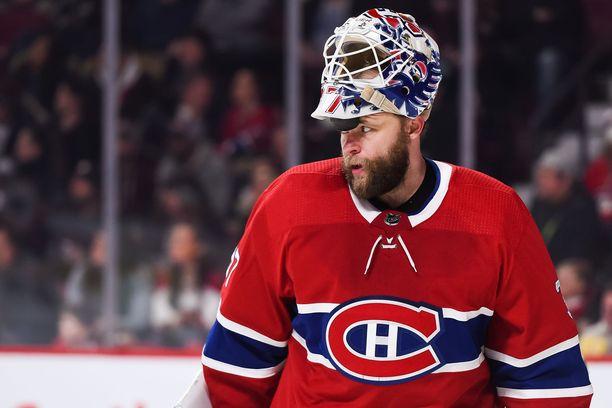 Antti Niemen pelit Montreal Canadiensin paidassa päättyivät tähän kauteen.