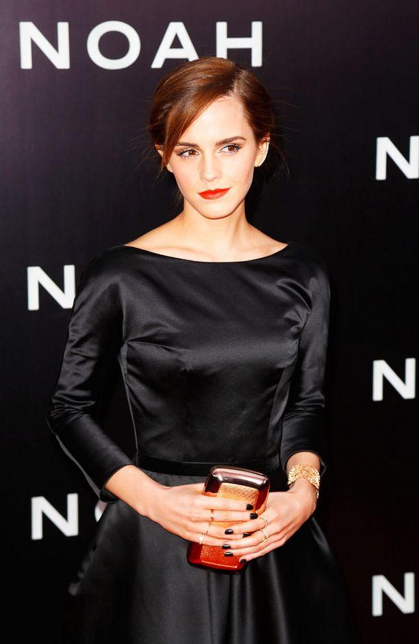 Emma Watsonin ura on nousukiidossa.