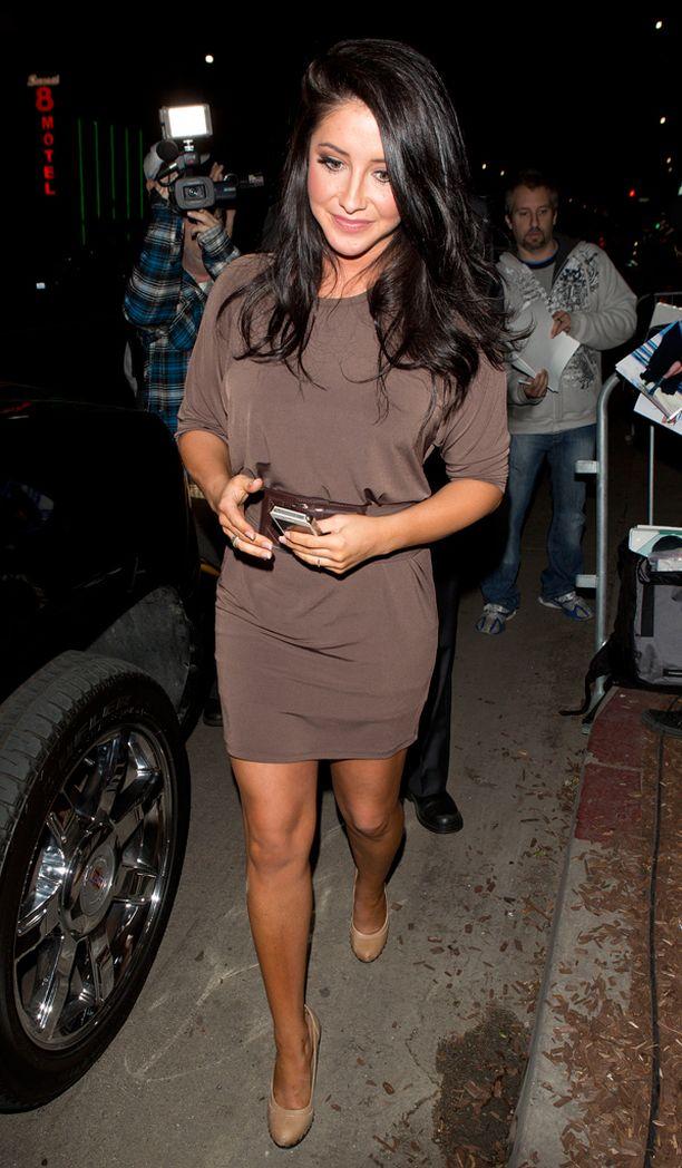 Bristol Palin ilmoitti blogissaan olevansa raskaana kuukausi häiden perumisen jälkeen.
