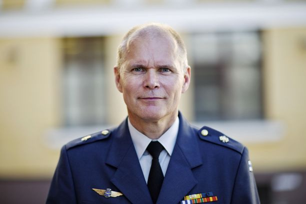 Kenraali Jarmo Lindberg toimi Suomen Puolustusvoimien komentajana vuosina 2014-19.