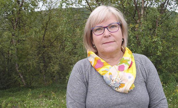 Kunnanjohtaja Vuokko Tieva-Niittyvuopio on huolissaan lohisopimuksen vaikutuksista kuntatalouteen ja työllisyyteen.