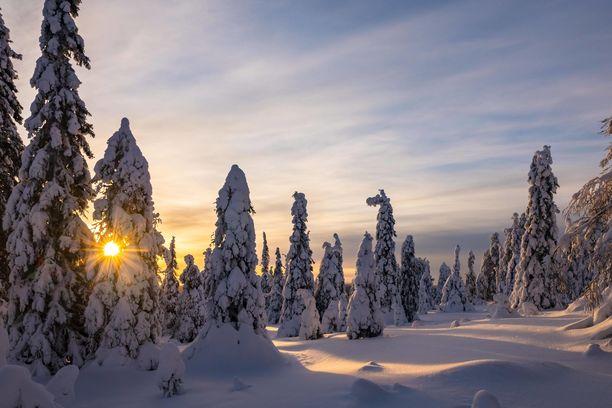 Sää selkenee Lapissa ja Pohjanmaan maakunnissa.