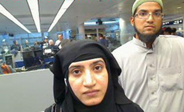 CNN kertoi Syed Farookin suunnitelleen iskua aiemmin naapurinsa kanssa.
