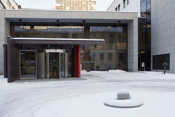 Varsinais-Suomen käräjäoikeuden mukaan mies pyrki aiheuttamaan uhrille kipua ja suurta pelkoa. Arkistokuva.