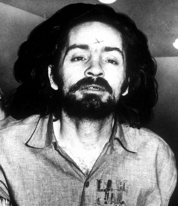 Charles Manson 1970-luvulla.