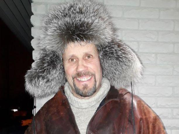 Matti Saariniemi on kalastanut ja metsästänyt koko ikänsä.