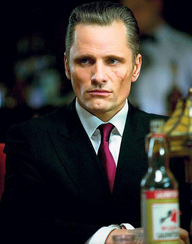 Viggo Mortensen näyttelee nyt mafian tappajaa.