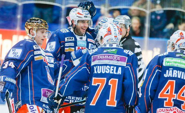 Tappara ylennettiin ruotsalaislehdessä jääkiekkojoukkueesta kaupungiksi.