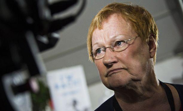 Presidentti Tarja Halonen ennustaa, että Juha Sipilä yrittää vielä yhteiskuntasopimusta kolmannen kerran.