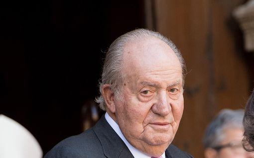 Maanpakoon lähteneen ex-kuningas Juan Carlosin sijainti vahvistui