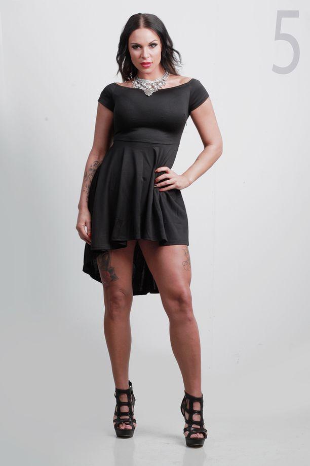 5. Jannina Morkos