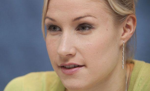 Hanna-Maria Seppälä oli yksi apurahan saajista.