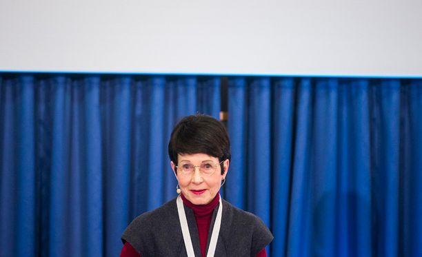 Fortumin hallituksen puheenjohtaja Sari Baldauf on Suomen ykkösnainen.
