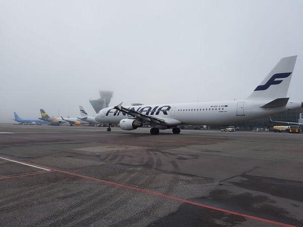 Finnairin pörssikurssi lähentelee jo kaikkien aikojen huippuaan.