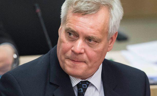 SDP:n Antti Rinne toivoisi avoimuutta.
