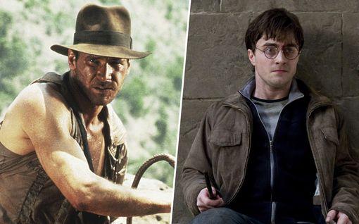 Kaikkien aikojen Hollywood-huutokauppa? Myynnissä Indiana Jonesin hattu, Harry Potterin sauva ja Star Wars -droidi