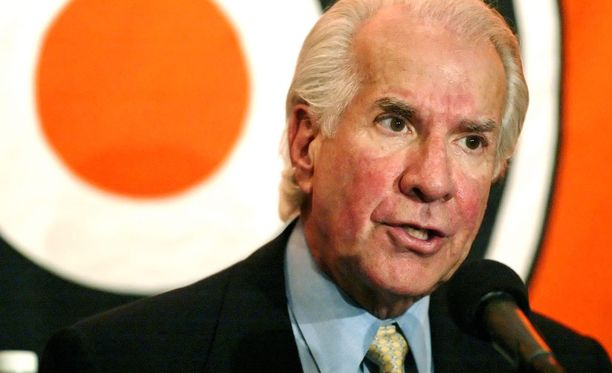 Philadelphia Flyersin perustaja Ed Snider kuoli 83-vuotiaana-
