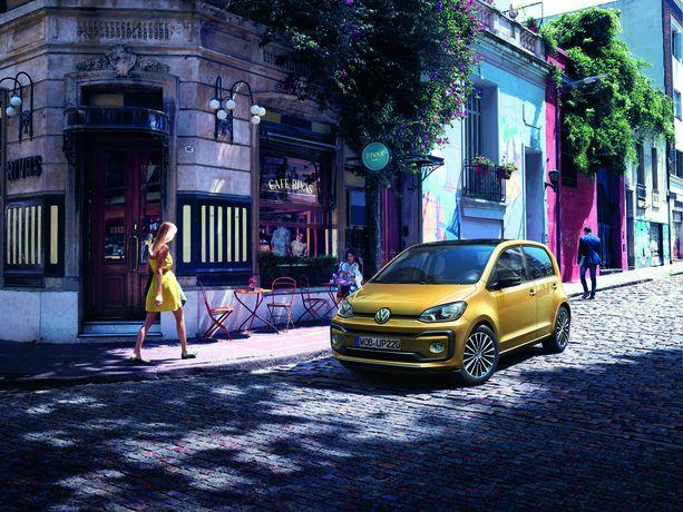 Volkswagen eco up! on ketterä kaupunkiauto, jonka alhaiset päästöt mahdollistavat ympäristöystävällisen ajamisen.