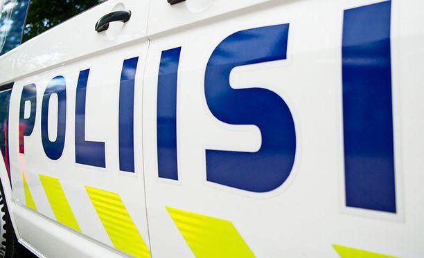Iäkäs mies löydettiin hukkuneena Raahessa. Kuvituskuva.