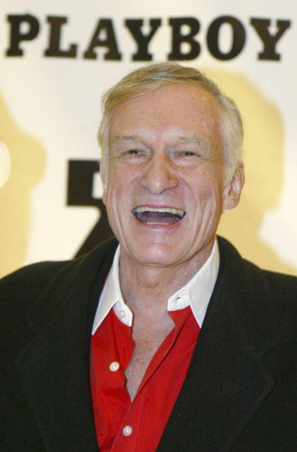 Playboyn perustaja Hugh Hefner kuoli 91-vuotiaana vuosi sitten.