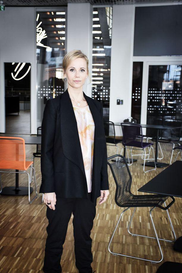 Silta-televisiosarjan tähti Sofia Helin on saattanut toimia esikuvana tanskalaisille näiden nimetessä lapsiaan. Ja ehkä suomalaisillekin?