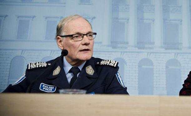 Mikko Paateron mukaan epäiltyjen rekisterin lukuja tulkittiin väärin.