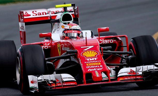 Kimi Räikkösen hellä ratinkäsittely on avain menestykseen Bahrainin radalla.