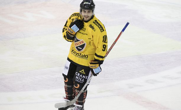ECHL- ja Allsvenskan-taustainen Alex Lavoie oli KalPalta huti.
