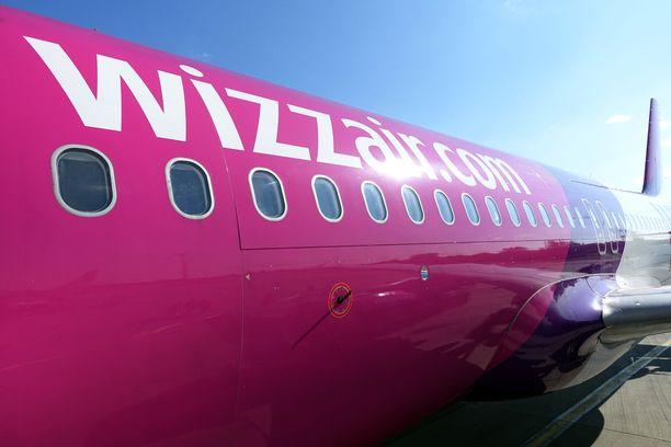Turun ja Pohjois-Makedonian Skopjen välillä liikennöi Wizz Air. Kuvituskuva.