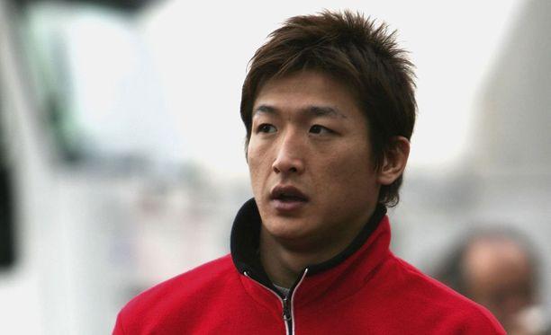 Yuji Ide on modernin F1-aikakauden ainoa kuljettaja, jonka superlisenssi on mitätöity.