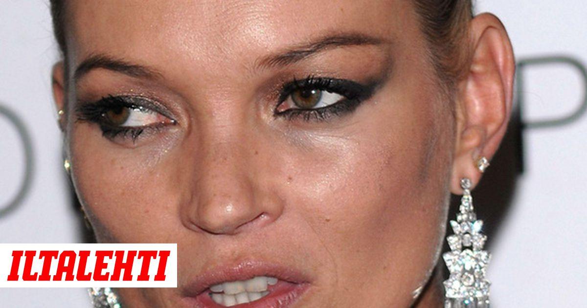Kate Moss raivostutti laihuuskommentillaan b5be8dddd2