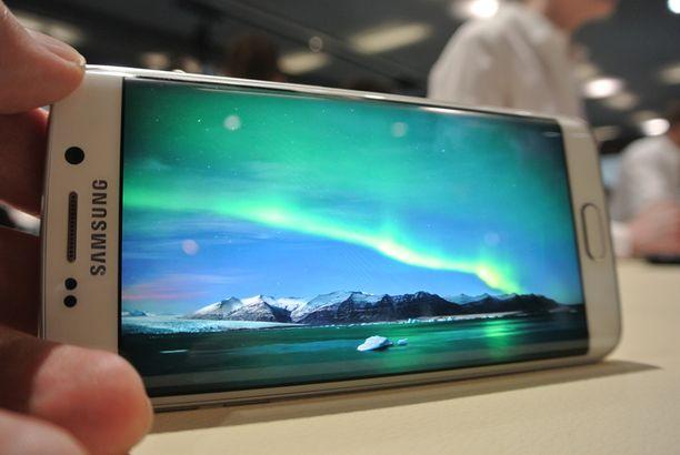 Uuden Samsungin monsterikamera häikäisee tarkkuudellaan.