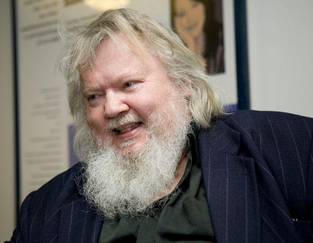 Leif Segerstam on säveltänyt sinfonian presidenttiparin helmikuussa syntyneelle Aaro-pojalle.
