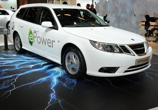 Saabin suunnitelmiin kuului ennen konkurssia sähköauto myös. Uusi yritys suunnittelee myös sähköautoa, mutta sähköauton muoto muuttuu tästä.