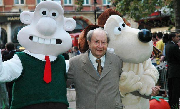 Wallace ja Gromit -sarjasta parhaiten muistettava näyttelijä Peter Sallis on kuollut.