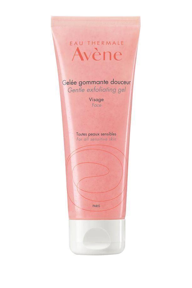 Avène Gentle Exfoliating Gel on erityisesti herkälle iholle kehitetty parabeeniton kasvojen kuorintavoide. Sillä on sekä mekaanisesti että kemiallisesti kuoriva vaikutus. Soveltuu myös couperosaiholle.