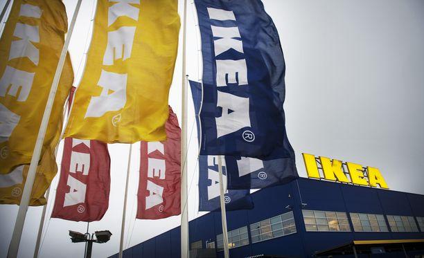 Helsingin Ikea on askelen lähempänä todellisuutta. Kuvituskuvassa Tampereen tavaratalo.