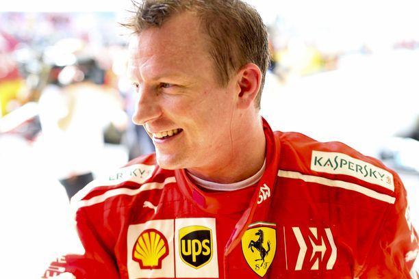 Kimi Räikkönen voitti Austinin F1-osakilpailun viimeisellä Ferrari-kaudellaan. Ensi kaudeksi Kimi siirtyy Sauberille.
